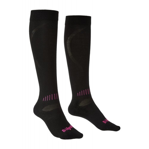 Șosete Schi Femei Bridgedale Ski Race Over Calf Women's Socks
