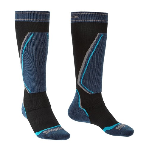 Șosete Schi Bridgedale Ski Retro Fit Merino Endurance Over Calf Socks