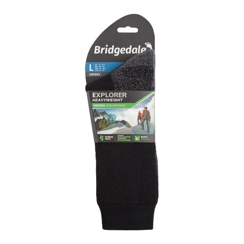 Șosete Expediție Bridgedale Explorer Heavyweight Merino Performance Boot Socks
