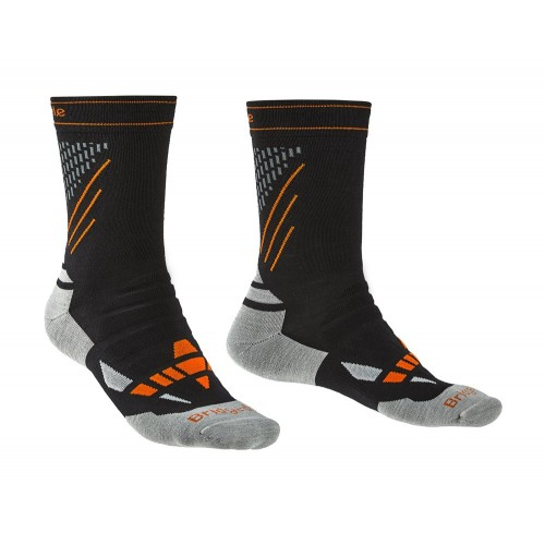 Sosete Schi Barbati Bridgedale Ski Nordic Race Merino Endurance Boot Men's Socks