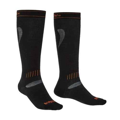 Șosete Schi Bridgedale Ski Ultra Fit Merino Endurance Over Calf Socks