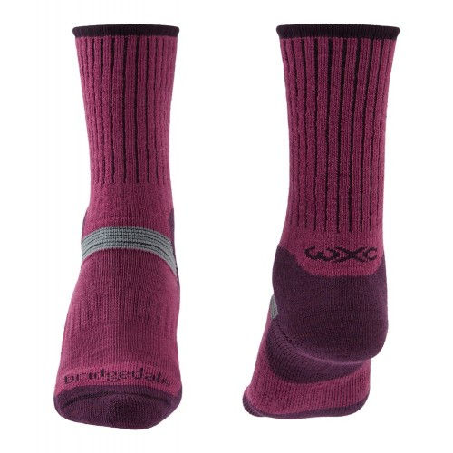 Șosete Femei Bridgedale Ski Cross Country Merino Endurance Boot Women's Socks