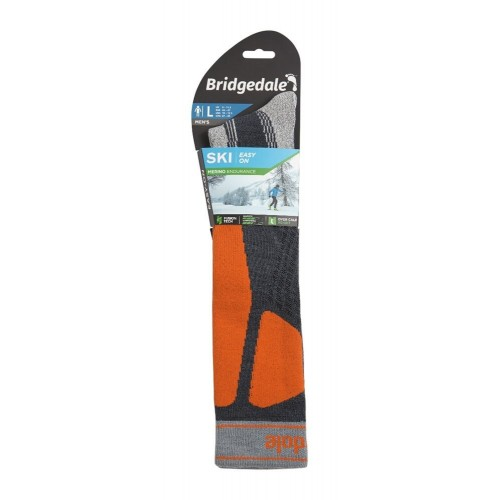 Sosete Schi Barbati Bridgedale Ski Easy On Merino Endurance Over Calf Men's Socks