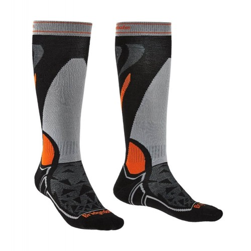 Sosete Schi Barbati Bridgedale Ski Midweight Merino Endurance Over Calf Men's Socks