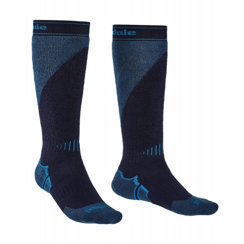 Șosete Schi Bărbați Bridgedale Ski Midweight Plus Merino Endurance Over Calf Men's Socks