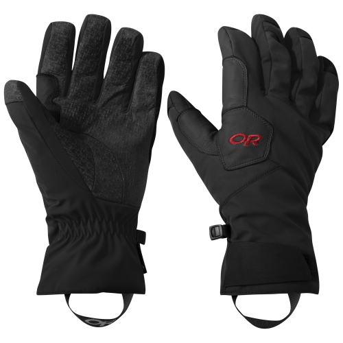 Outdoor Research Manusi BitterBlaze Gloves.