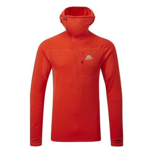 Bluză Termică Fleece Mountain Equipment Eclipse Hooded Zip-T