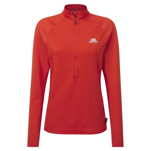 Bluză Termică Fleece Femei Mountain Equipment Eclipse Women's  Zip-T