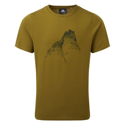 Tricou Bărbați Mountain Equipment Gandiva Tee