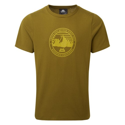 Tricou Bărbați Mountain Equipment Roundel Tee