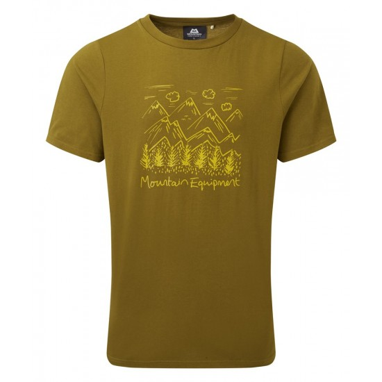 Tricou Barbati Mountain Equipment Vista Tee