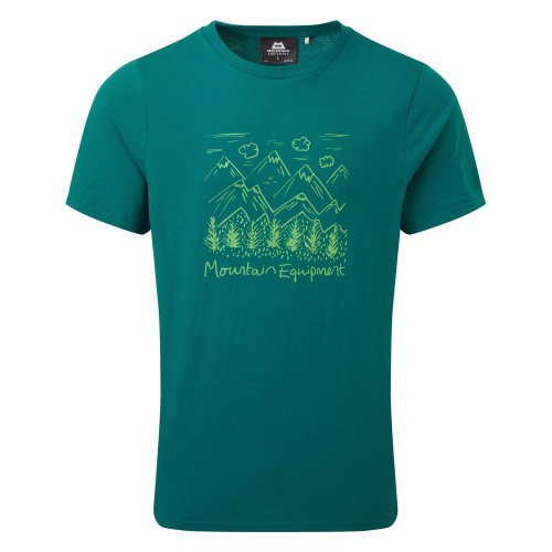 Tricou Bărbați Mountain Equipment Vista Tee