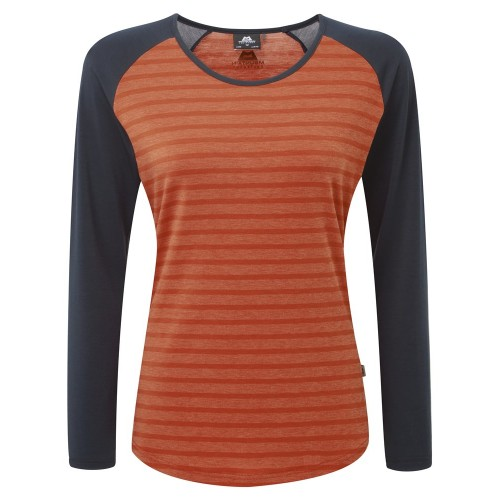 Bluză Femei Mountain Equipment Redline Women's LS Tee