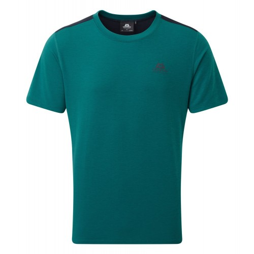 Tricou Bărbați Drumeție și Alpinism Mountain Equipment Groundup Colourblock Tee