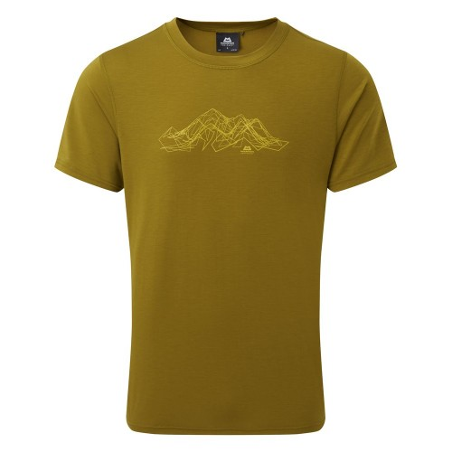 Tricou bărbați Mountain Equipment Groundup Mountain Tee