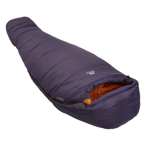 Sac de dormit cu umplutura sintetica Mountain Equipment Starlight II Women's Long