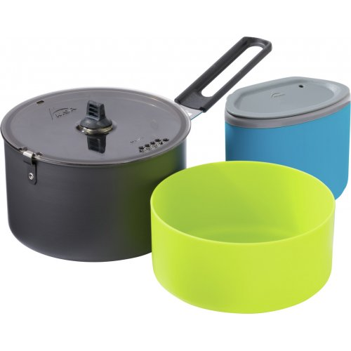Set Vase Gatit MSR Trail Lite Solo Cook Set